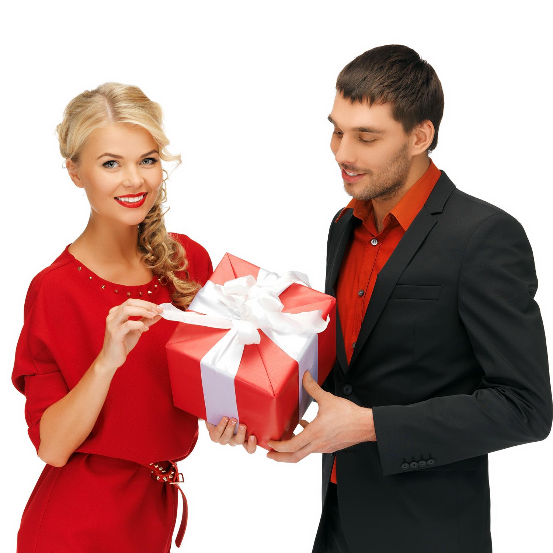 Картинки женщин сама подарок